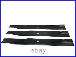 18884KT Woods Finish Mower Blade Kit Set of Three