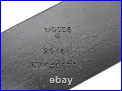 29186KT Woods Finish Mower Clockwise Rotation Blade Kit (Set of 6)