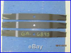 3 Befco 6845 Blades- Replacement Finishing Mowers Blades For 6' Befco Mowers