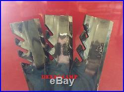 3 GATOR blades Bush Hog grooming finishing mower EFM600/RFM60 BushHog396629