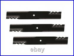 3 Gator blades Landpride 5' (60) grooming finish mower replac 890-171C/310-468A