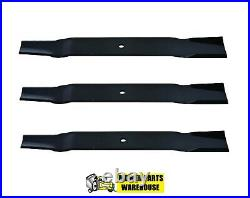 3 New Repl Befco Finishing Mower Blades 000-6690 84 C50-rd7