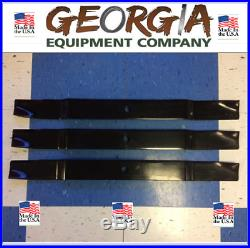3 Replacement Finishing Mower Blades For 7' Or 84 Befco Mowers Befco 6690 Blade