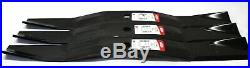 3 USA Made Blades For 6' Finishing Mowers, Caroni 71001000 Maschio T14004020