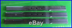 3 blades Frontier GM1084R 84 grooming finish mower replace 5WP1001512KT