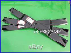 3 blades Frontier/John Deere GM2072/GM2072R 72 finishing grooming mower0006845