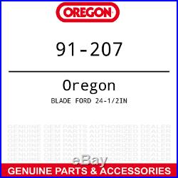3pk Oregon Xtended Low-Lift Blade Ford CM274 Finish Mower 160191 84521624