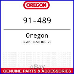 3pk Oregon Xtended Mulching Blade Bush Hog RDTH 84 HDTH7 Finish Mowers 50033779