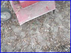 6' Bush Hog Finish Mower THREE BLADE MOWER Good Used Working Condition
