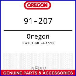 6pk Oregon Xtended Low-Lift Blade Ford CM274 Finish Mower 160191 84521624