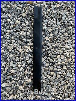 72 inch mower blades/ Finish Mower Blades/ 3 Blades Total/ 5/8 Inch Bolt Hole