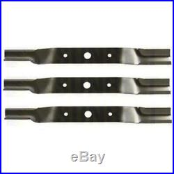 890-172C 72 Cut Three Finishing Mower Blades for Landpride