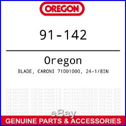 9pk Oregon 24-1/8 Mulching Blade Caroni TC710N Finish Grooming Mower 71001000