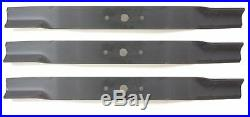 Blades for 72 Finish Mowers (5812703) Set of 3