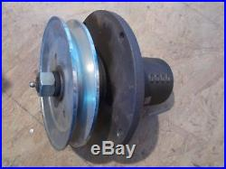 Bush Brush Finish Mower Blade Replacement Spindle Assembly (ASHLF)