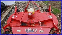 Caroni finish cut mower 70 inch 3 blades pto drive shaft included