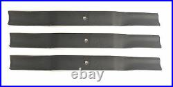 County Line 502320 5' Finish Mower Blades Set of 3