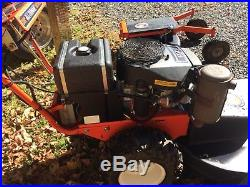DR Field and Brush Mower Pro XL 30, Brush deck, Finish deck, plow blade bundle