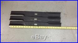 Douglas Finish Mower Blades, Set of 3, 176009