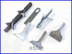 Flail Mower Deck Kubota Front MowersFinish, Rough Cut & Dethatching Blades