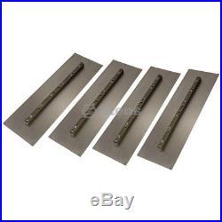 Genuine Stens Trowel Blade rpls Finish Blade, 6in x 18in STE750-043