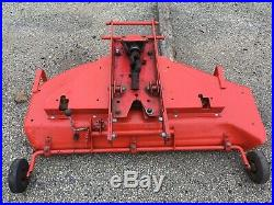 Gravely Tractor 3 Blade 40 Finish Mower Deck Lawn Mowing