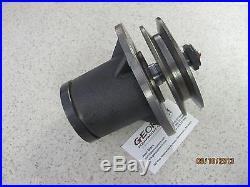 King Kutter 502303- King Kutter Blade Spindle On All Finishing/grooming Mowers