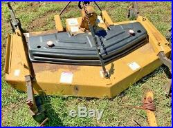 King Kutter 72 Finishing Mower with brand new blades