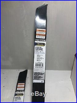 Kobalt 21-in Multipurpose Push Lawn Mower Blade Rust Resistant Finish Steel