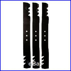 LAWN MOWER BLADE 3 Pack Replacement Finish Select 66 in. Mowers