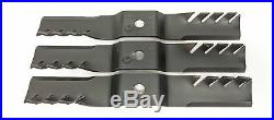 Mulching Blades for 48 Finish Mowers (5812712) Set of 3