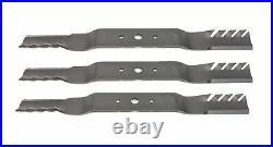 Mulching Blades for 72 Finish Mowers (5812714) Set of 3