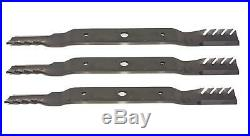 Mulching Blades for 84 Finish Mowers (5812715) Set of 3