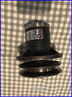 OMNI gear part #250308 FInish Mower Blade Spindle Assembly