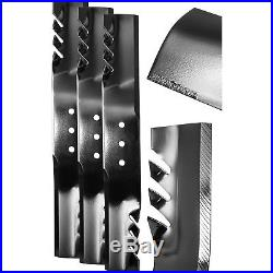 REPLACEMENT BLADE SET 20.5 In. G6 Commercial Grade Fits 60 In. Finish Cut Mowers