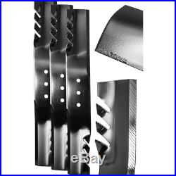 Replacement 20.5 G6 Commercial Grade Blade Set for 60 Finish-Cut Mowers