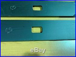 Set/3 60 blades for BUHLER FARM KING grooming/finish mowers replaces # 966719