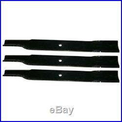 Set of (3) 82324 Blades for Bush Hog 5' Grooming/Finishing Mowers