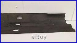 Set of 3 Buhler Farm King, 966274, 6 foot Deck 72 Finish Mower Blades takes 3