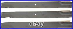 Set of 3 Replacement Bush Hog Finish Mower Blades, Part Number 82325
