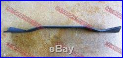 Set of Three (3) Work Saver 60 Finish Mower Blades, Part Number 651065