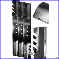 Swisher 20.5 Inch G6 Commercial Grade Blade Set For 60 In. Finish-Cut Mowers New