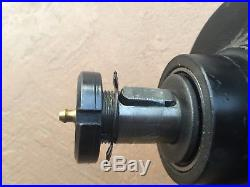 Tebben Finish Mower Blade Spindle 6681854, 01-282