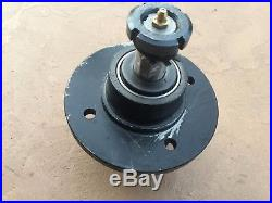 Tebben Finish Mower Blade Spindle 6681854, 01-282