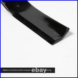 Titan Attachments 3 POINT FINISH MOWER REPLACEMENT BLADES