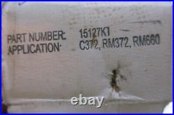 Woods 15127KT Blade Kit OEM for 72 finish mower, C372, RM372
