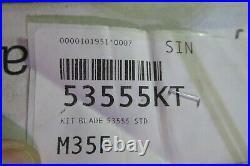 Woods 53555KT Blade kit for RD7200 finish mower