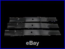 Woods Blade Kit (Set of 3) Finish Mower CCW Rotation Blades Part Number 23825KT