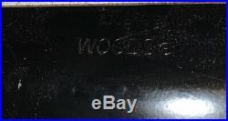 Woods Rd7200 Rd72 Double Bolt Finish Mower Oem Woods Blade Kit 1008199kt
